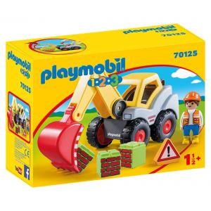 Playmobil 1.2.3 70125 jouet, Jouets de construction
