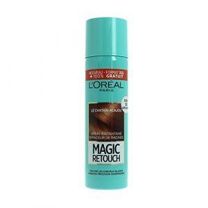 L'Oréal Magic Retouche - Spray effaceur de racines Le Châtain Acajou