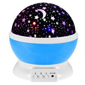 Keeda Projection de nuit étoilée - Projecteur de Plafond LED Starlight