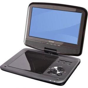 """Denver Electronics MT-980T2H - Lecteur DVD 9"""" avec tuner TV"""