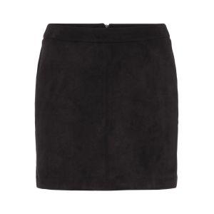 Vero Moda Jupes Vero-moda Donnadina Faux Suede Short Noos - Black - XS