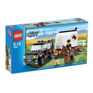 Lego 7635 - City : Le transport de chevaux