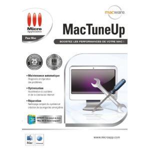 Mac TuneUp (2010) [Mac OS]