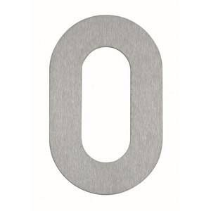 Albert Leuchten Numéro de maison 0- en inox