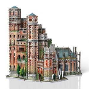 Wrebbit 3D Puzzle 3D - Game of Thrones - Le Donjon Rouge