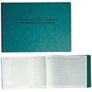 Exacompta Registre comptable de recette dépense profession libérale (270 x 380 mm)