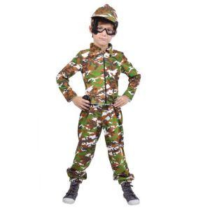 Youpy-Store Déguisement militaire garçon
