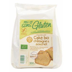 Ma vie sans gluten Préparation Cake Châtaigne Souchet