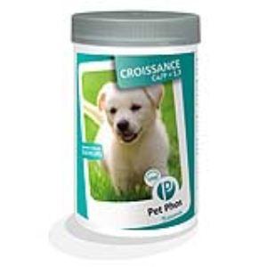 Sogeval Pet-Phos Canin CA/P=1,3 - Compléments alimentaires croissance pour chiens