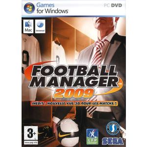 Football Manager 2009 [PC]