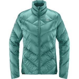 Haglöfs L.I.M Essens Veste Femme, glacier green XS Manteaux d'hiver