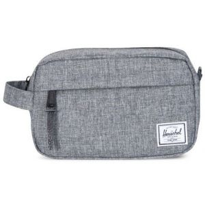 Herschel Chapter Carry On Travel Kit, raven crosshatch Trousses de toilette