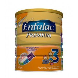 Enfalac Lait Premium Lipil DHA 3ème âge 800 g - de 12 à 36 mois