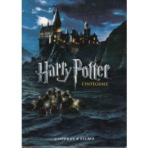 L'Intégrale Harry Potter 8 films : de 1 à 7 (parties 1 et 2)