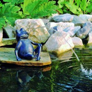 Ubbink 1386073 - Grenouille pour bassin de jardin
