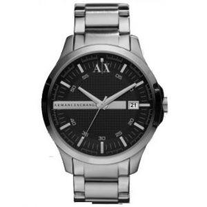 Giorgio Armani AX2103 - Montre pour homme avec bracelet en acier
