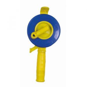 Gunther Petite bobine de fil pour cerf-volant - 60m - Petite bobine de fil pour cerf-volant, 60mètres de fil inclus, fonctionne comme une canne à pêche.