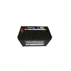 Numax Batterie de démarrage Poids Lourds et Agricoles Premium TRUCKS GR31 C31-1000 12V 120Ah / 1000A