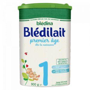 Gallia Blédilait 1 Lait 1er Âge 800g