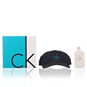Calvin Klein CK One - Coffret eau de toilette et casquette