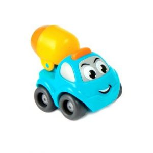 Smoby Vroom Planet Mini Bolide : Camion Toupie
