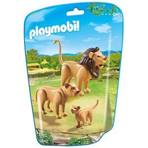 Playmobil 6642 City Life - Sachet famille de lions