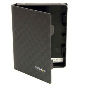 """StarTech.com HDDCASE25 - Boîtier antistatique de protection pour disque dur 2.5"""" (lot de 3)"""