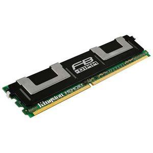 Kingston KVR667D2D8F5/2G - Barrette mémoire ValueRAM 2 Go DDR2 667 MHz CL5 240 broches