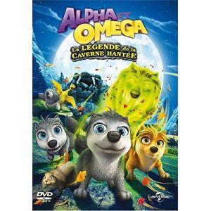 Alpha et Omega 4 : La légende de la caverne hantée