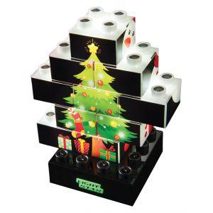 Xanlite Kids - Noël Light Stax Puzzle Xmas Edition