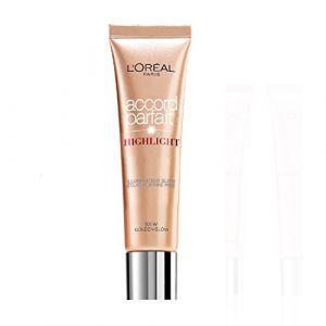 L'Oréal Accord Parfait Highlight - Enlumineur liquide 101.D Eclat Doré