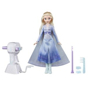 Hasbro Poupée coiffure Anna ou Elsa La Reine des Neiges 2