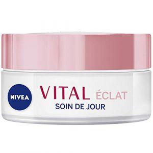 Nivea Crème de Jour Anti-âge Pétale de Rose - Le Pot de 50 ml