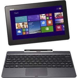 "Asus Transformer Book T100TAF-BING-DK034B - Tablette tactile 10.1"" sous Windows 8.1 Bing avec clavier dock"