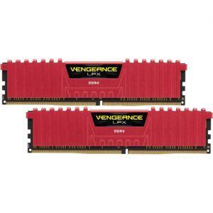 Corsair CMK32GX4M2A2666C16 - Barrette mémoire Vengeance LPX Series Low Profile 32 Go (2x 16 Go) DDR4 2666 MHz CL16