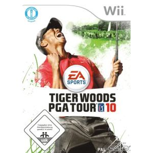 Tiger Woods PGA Tour 10 + Wii motion plus [Wii]