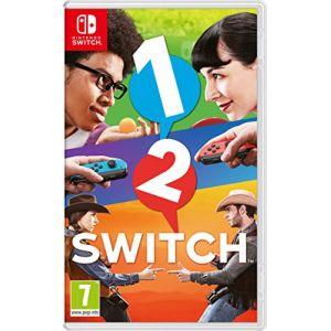 1-2 Switch - Version UK [Switch]