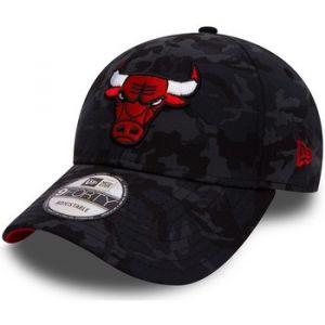 New Era Casquette incurvée Chicago Bulls CAMO TEAM 940