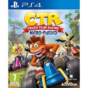 Crash Team Racing Nitro-Fueled [PS4]