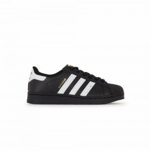 Adidas Superstar Noir/blanc - Enfant -