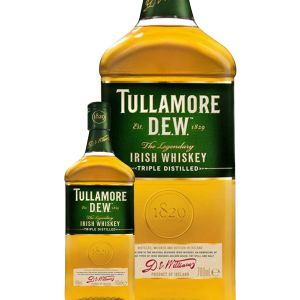 Tullamore Whisky Irlande Blended 40 % vol. 70 cl