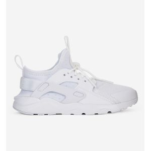 Nike Chaussure Huarache Ultra pour Jeune enfant - Blanc - Taille 27.5