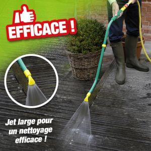 Astuceo Embout jet large pour tuyau d'arrosage