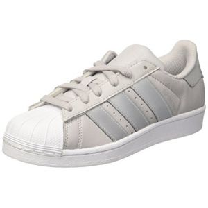 Adidas Chaussures enfant SUPERSTAR J / GRIS