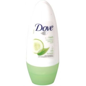 Dove Go Fresh - Déodorant roll-on anti-transpirant Concombre