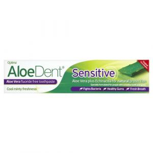AloeDent Sensitive - Dentifrice Aloe vera