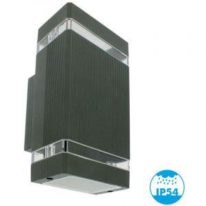 Arum Lighting Applique extérieur Luis DarkGrey GU10 IP54