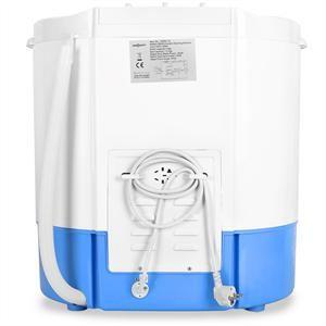 OneConcept DB003 - Mini machine à laver 2 kg