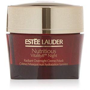 Estée Lauder Nutritious Vitality 8 Night - Crème/Masque nuit hydratation lumière