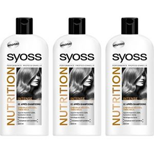 Syoss Nutrition intense - Après-shampooing